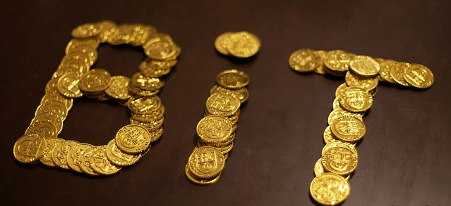bit coin et bit gold